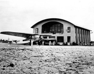 Pan Am Key West first terminal