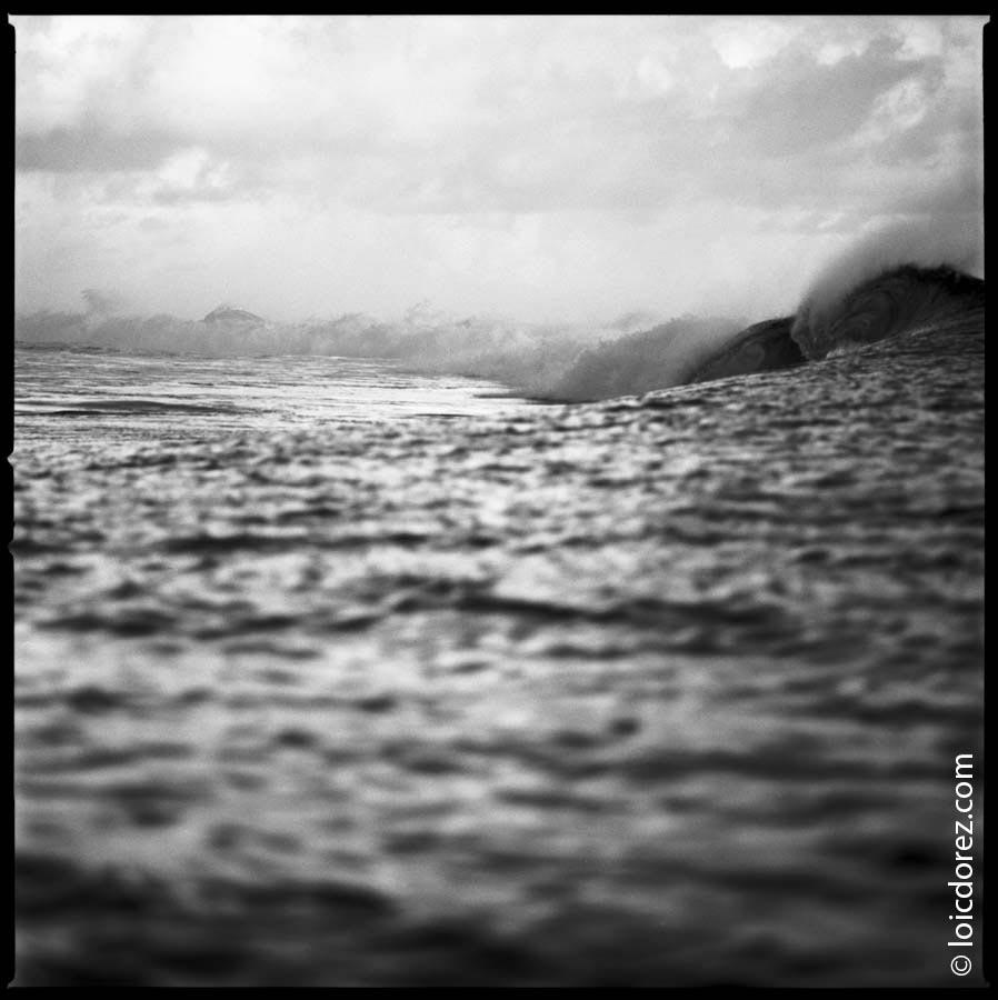 Teahupoo Wave