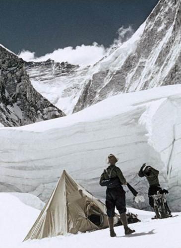 Base camp Everest