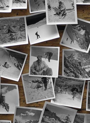 Everest photographies