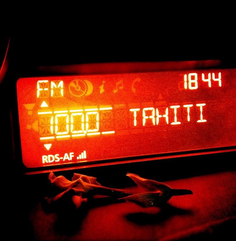 My favorite tahitian radio to go surf !