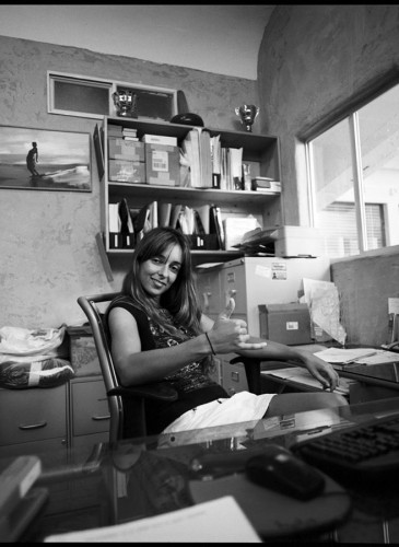 Molly Sanders_Quatro Goya